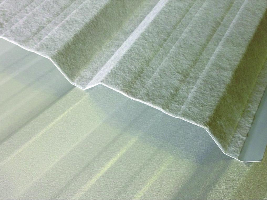 anti-condensation felt membrane