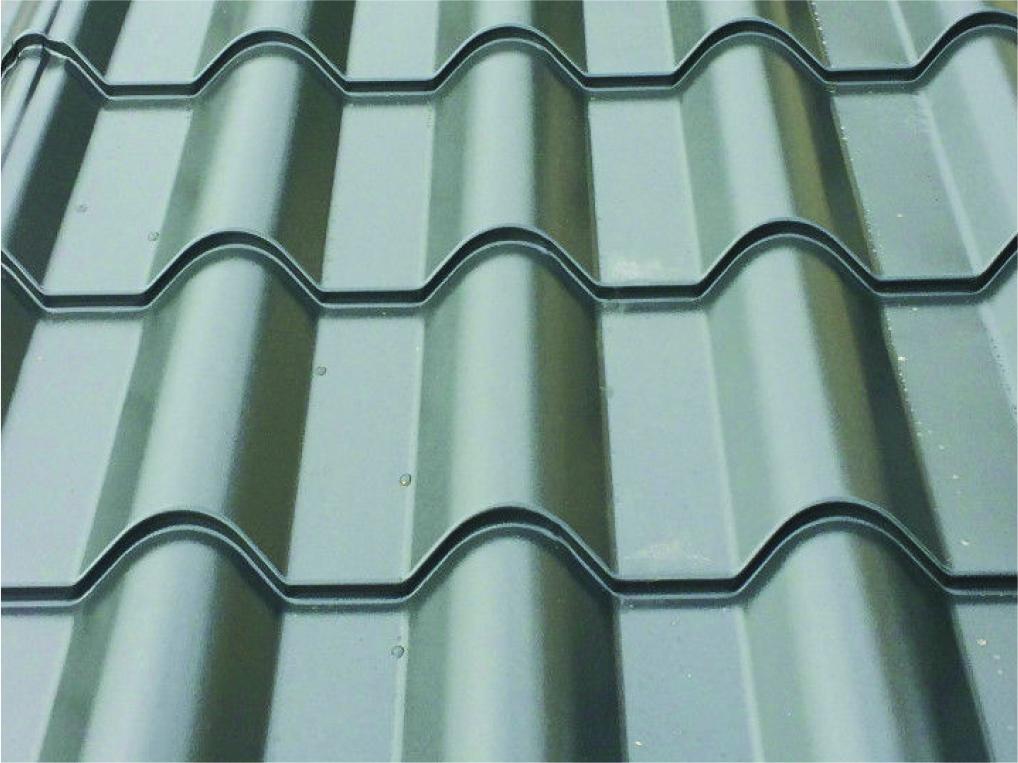 tile effect roof sheet